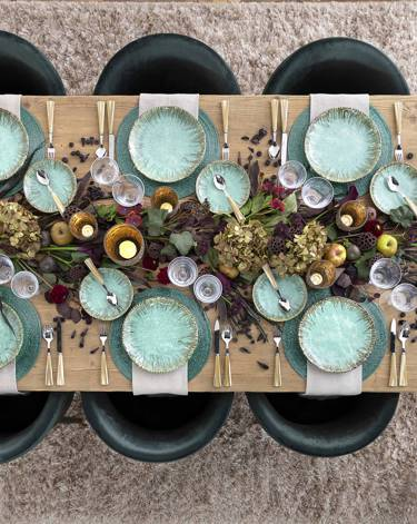 Tips for the perfect festive table